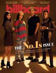 Billboard Magazine Subscription December 19th, 2020 Issue