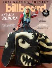 Billboard Magazine Subscription September 19th, 2020 Issue