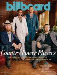 Billboard Magazine Subscription June 26th, 2021 Issue
