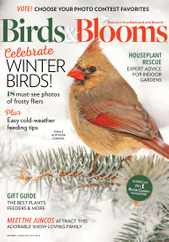 Birds & Blooms Magazine Subscription December 1st, 2020 Issue