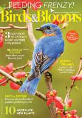 Birds & Blooms Magazine Subscription April 1st, 2021 Issue
