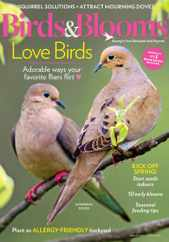 Birds & Blooms Magazine Subscription February 1st, 2021 Issue