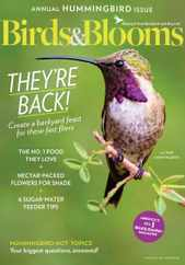 Birds & Blooms Magazine Subscription June 1st, 2021 Issue