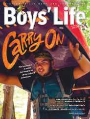 Boys' Life Magazine Subscription August 1st, 2020 Issue