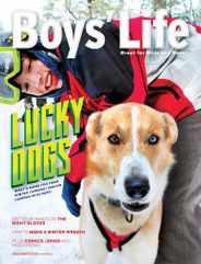Boys' Life Magazine Subscription December 1st, 2020 Issue