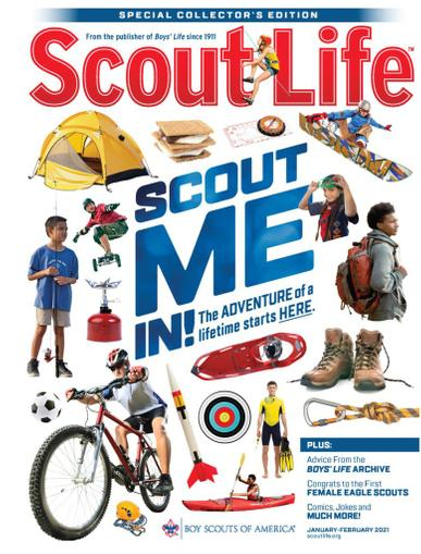 Scout Life Magazine Subscription - DiscountMags.com