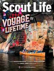 Scout Life Magazine Subscription March 1st, 2021 Issue