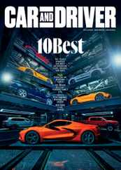 Car And Driver Magazine Subscription January 1st, 2021 Issue