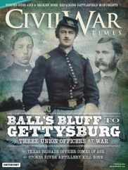 Civil War Times Magazine Subscription February 1st, 2021 Issue