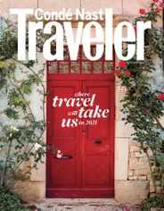 Conde Nast Traveler Magazine Subscription December 1st, 2020 Issue
