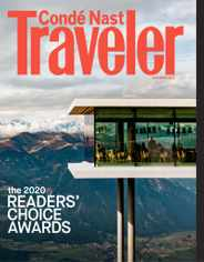 Conde Nast Traveler Magazine Subscription November 1st, 2020 Issue