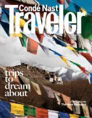 Conde Nast Traveler Magazine Subscription October 1st, 2020 Issue