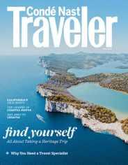 Conde Nast Traveler Magazine Subscription April 1st, 2021 Issue