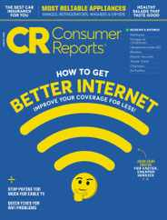 Consumer Reports Magazine Subscription August 1st, 2021 Issue