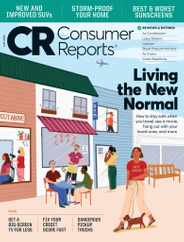 Consumer Reports Magazine Subscription July 1st, 2021 Issue