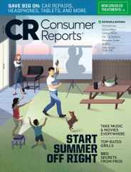 Consumer Reports Magazine Subscription June 1st, 2021 Issue