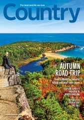 Country Magazine Subscription October 1st, 2020 Issue