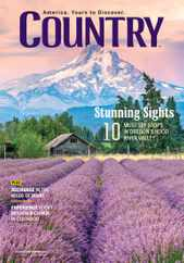 Country Magazine Subscription August 1st, 2021 Issue
