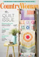 Country Woman Magazine Subscription August 1st, 2021 Issue