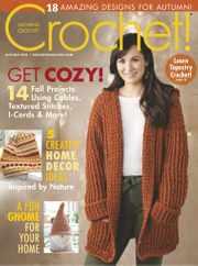 Crochet! Magazine Subscription September 1st, 2021 Issue