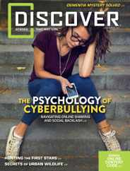 Discover Magazine Subscription