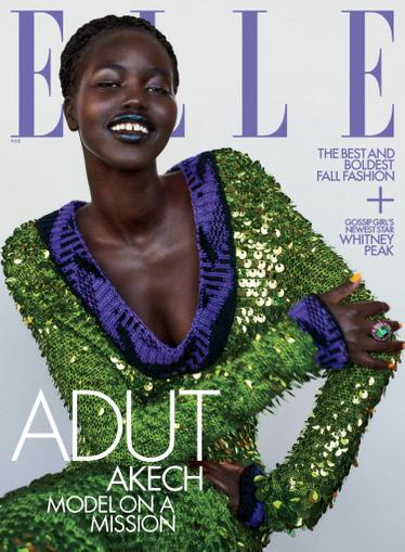 4-Year (40 Issues) of Elle Magazine Subscription