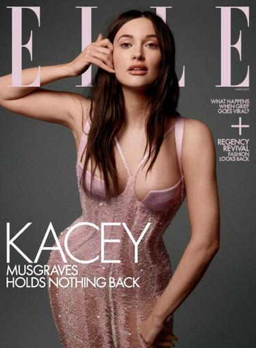 4-Year Elle Magazine Subscription