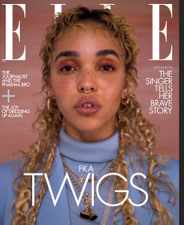 Elle Magazine Subscription March 1st, 2021 Issue