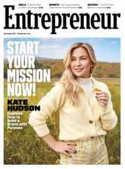 Entrepreneur Magazine Subscription July 1st, 2021 Issue
