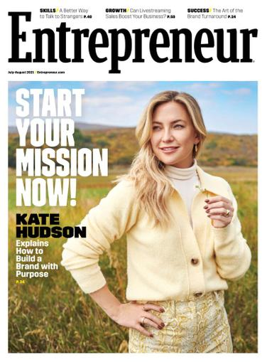 3-Year Entrepreneur Magazine Subscription
