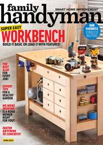 Family Handyman Magazine Subscription