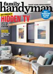 Family Handyman Magazine Subscription May 1st, 2021 Issue
