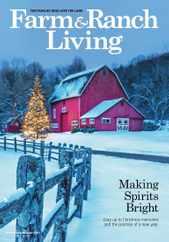 Farm & Ranch Living Magazine Subscription December 1st, 2020 Issue