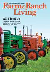 Farm & Ranch Living Magazine Subscription August 1st, 2021 Issue