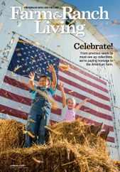 Farm & Ranch Living Magazine Subscription June 1st, 2021 Issue