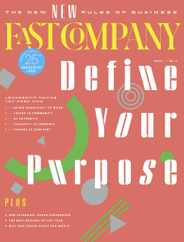 Fast Company Magazine Subscription October 1st, 2020 Issue