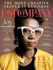 Fast Company Magazine Subscription September 1st, 2020 Issue