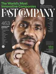 Fast Company Magazine Subscription March 1st, 2021 Issue