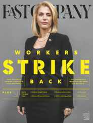 Fast Company Magazine Subscription May 1st, 2021 Issue