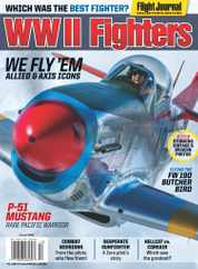 Flight Journal Magazine Subscription November 10th, 2020 Issue