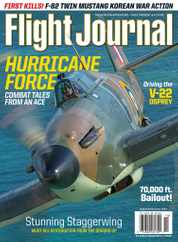 Flight Journal Magazine Subscription September 1st, 2020 Issue