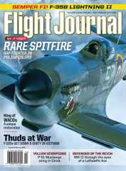 Flight Journal Magazine Subscription January 1st, 2021 Issue
