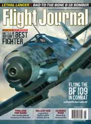 Flight Journal Magazine Subscription July 1st, 2021 Issue