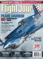 Flight Journal Magazine Subscription November 1st, 2021 Issue