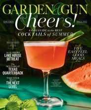 Garden & Gun Magazine Subscription August 1st, 2021 Issue