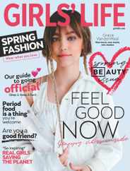 Girls Life Magazine Subscription April 1st, 2020 Issue