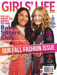 Girls Life Magazine Subscription October 1st, 2020 Issue