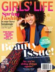 Girls Life Magazine Subscription April 1st, 2021 Issue