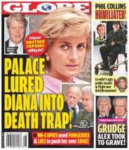 Globe Magazine Subscription November 30th, 2020 Issue
