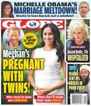 Globe Magazine Subscription September 28th, 2020 Issue